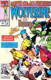 Cover for Marvel Comics Presents (Marvel, 1988 series) #107 [Direct]