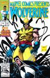 Cover for Marvel Comics Presents (Marvel, 1988 series) #118 [Direct]