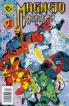 Cover Thumbnail for Magneto and His Magnetic Men (1996 series) #1 [Newsstand]