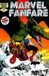 Cover for Marvel Fanfare (Marvel, 1982 series) #1