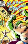 Cover for Marvel Fanfare (Marvel, 1982 series) #7