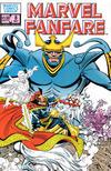 Cover for Marvel Fanfare (Marvel, 1982 series) #8