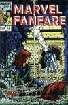 Cover for Marvel Fanfare (Marvel, 1982 series) #12