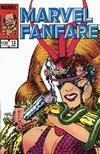 Cover for Marvel Fanfare (Marvel, 1982 series) #13