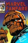 Cover for Marvel Fanfare (Marvel, 1982 series) #15