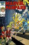 Cover for Marvel Fanfare (Marvel, 1982 series) #26