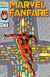 Cover for Marvel Fanfare (Marvel, 1982 series) #27