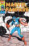 Cover for Marvel Fanfare (Marvel, 1982 series) #31
