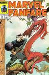 Cover for Marvel Fanfare (Marvel, 1982 series) #35