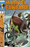 Cover for Marvel Fanfare (Marvel, 1982 series) #36