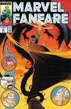 Cover for Marvel Fanfare (Marvel, 1982 series) #37