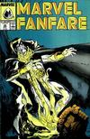 Cover for Marvel Fanfare (Marvel, 1982 series) #38