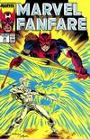 Cover for Marvel Fanfare (Marvel, 1982 series) #39