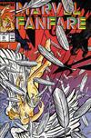 Cover for Marvel Fanfare (Marvel, 1982 series) #40
