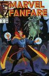 Cover for Marvel Fanfare (Marvel, 1982 series) #41