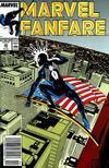Cover for Marvel Fanfare (Marvel, 1982 series) #42