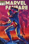 Cover for Marvel Fanfare (Marvel, 1982 series) #44