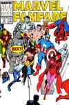Cover for Marvel Fanfare (Marvel, 1982 series) #45