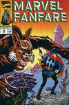 Cover for Marvel Fanfare (Marvel, 1982 series) #49