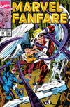 Cover for Marvel Fanfare (Marvel, 1982 series) #50