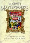 Cover for Marvel Masterworks (Marvel, 1987 series) #4