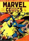 Cover for Marvel Mystery Comics (Marvel, 1939 series) #2