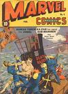 Cover for Marvel Mystery Comics (Marvel, 1939 series) #4
