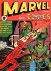 Cover for Marvel Mystery Comics (Marvel, 1939 series) #5
