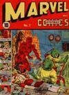 Cover for Marvel Mystery Comics (Marvel, 1939 series) #7