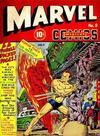 Cover for Marvel Mystery Comics (Marvel, 1939 series) #9