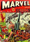Cover for Marvel Mystery Comics (Marvel, 1939 series) #14