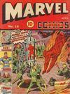 Cover for Marvel Mystery Comics (Marvel, 1939 series) #18