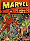 Cover for Marvel Mystery Comics (Marvel, 1939 series) #29