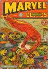 Cover for Marvel Mystery Comics (Marvel, 1939 series) #32