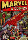 Cover for Marvel Mystery Comics (Marvel, 1939 series) #34