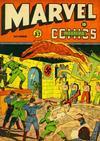Cover for Marvel Mystery Comics (Marvel, 1939 series) #37
