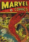 Cover for Marvel Mystery Comics (Marvel, 1939 series) #38