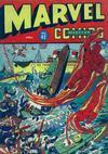 Cover for Marvel Mystery Comics (Marvel, 1939 series) #42