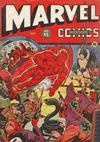 Cover for Marvel Mystery Comics (Marvel, 1939 series) #45