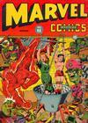 Cover for Marvel Mystery Comics (Marvel, 1939 series) #46