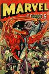 Cover for Marvel Mystery Comics (Marvel, 1939 series) #60