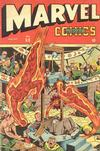 Cover for Marvel Mystery Comics (Marvel, 1939 series) #69