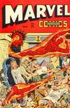 Cover for Marvel Mystery Comics (Marvel, 1939 series) #71