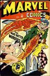 Cover for Marvel Mystery Comics (Marvel, 1939 series) #80