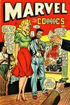 Cover for Marvel Mystery Comics (Marvel, 1939 series) #87