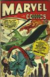 Cover for Marvel Mystery Comics (Marvel, 1939 series) #91