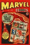 Cover for Marvel Mystery Comics (Marvel, 1939 series) #92