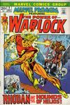 Cover for Marvel Premiere (Marvel, 1972 series) #2