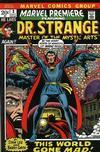 Cover for Marvel Premiere (Marvel, 1972 series) #3
