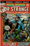 Cover for Marvel Premiere (Marvel, 1972 series) #4